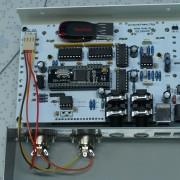 PreenFM MIDI wiring