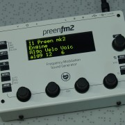 PreenFM front